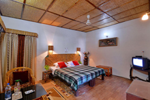 AC Room GTV Resort Bandhavgarh